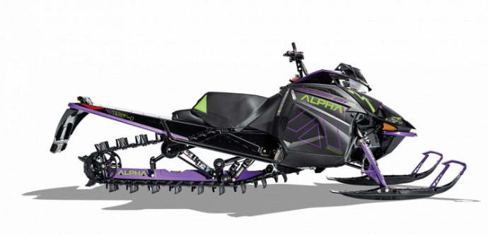 Arctic Cat M 8000 Mountain Cat Alpha One (154/165) 2019