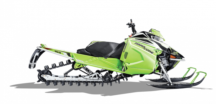 Arctic Cat M 8000 HARDCORE (153/162) 2019