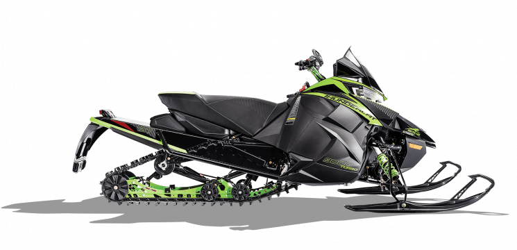Arctic Cat ZR 9000 Thundercat (137) 2019