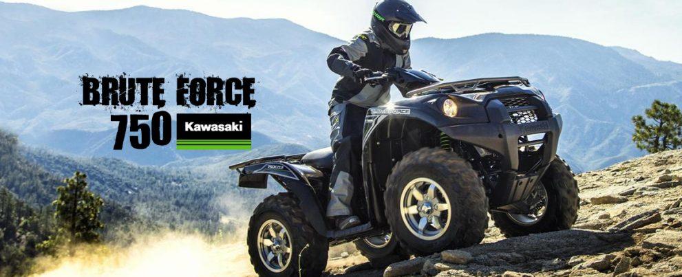 VTT Kawasaki Brute Force 750 2020