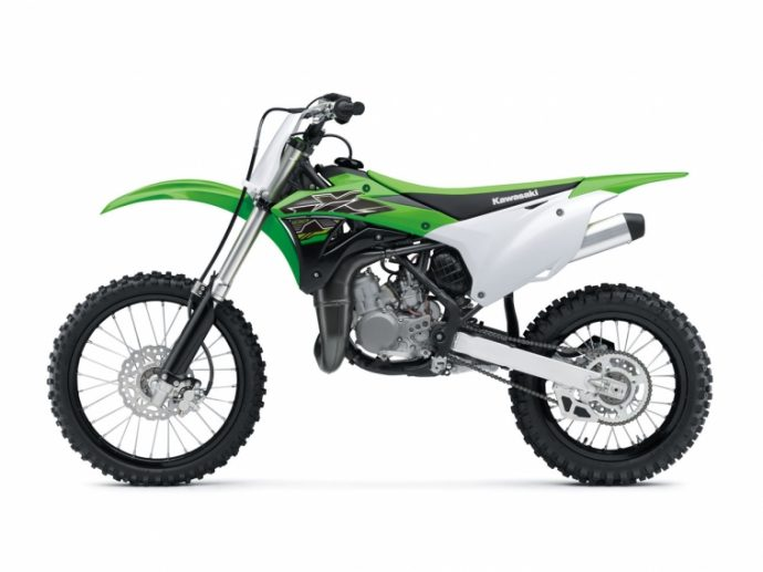 Kawasaki KX100 2019