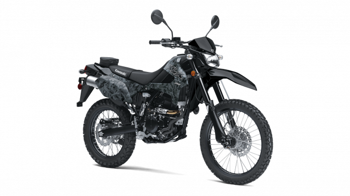 Kawasaki KLX250 CAMO 2020