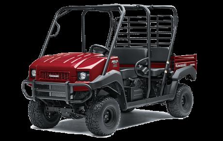 Honda MULE 4010 TRANS4x4 2021