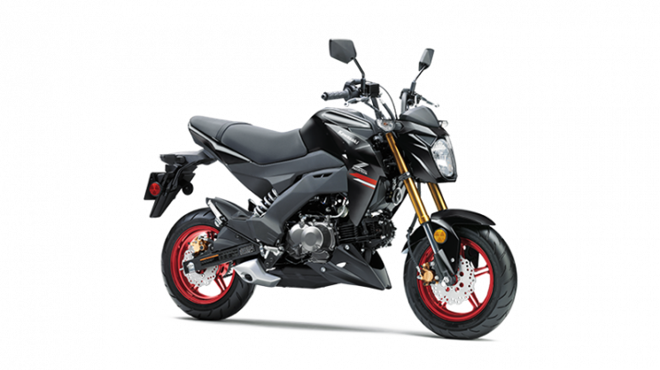Kawasaki Z125 PRO 2021